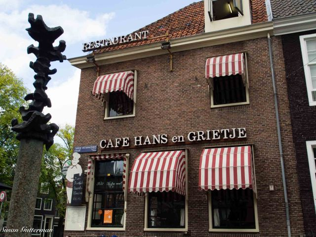 Cafe Hans and Grietje