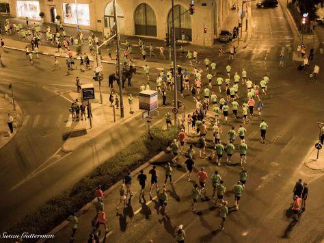 Old City Night Marathon